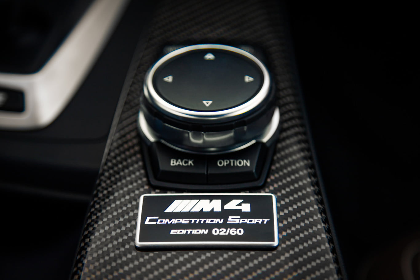 detalle bmw m4 cs edition