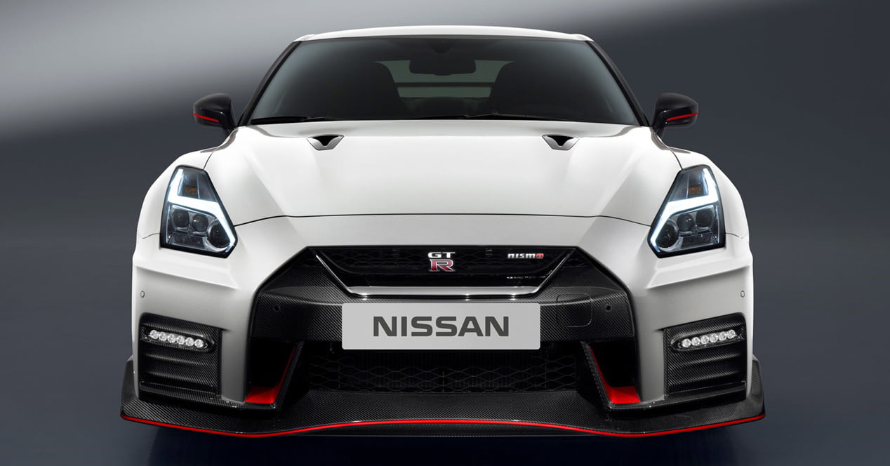 Nissan GT-R Nismo 2017 frontal