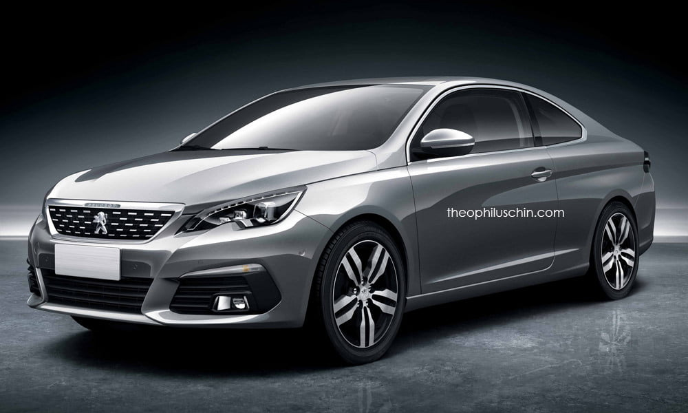 peugeot 308 coupe