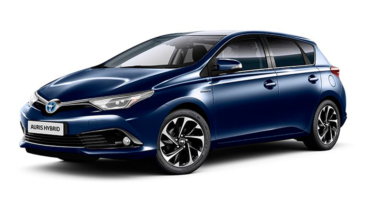 toyota auris 2016 frontal