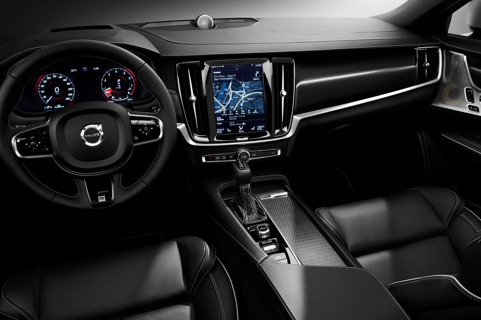 interior volvo s90 r design