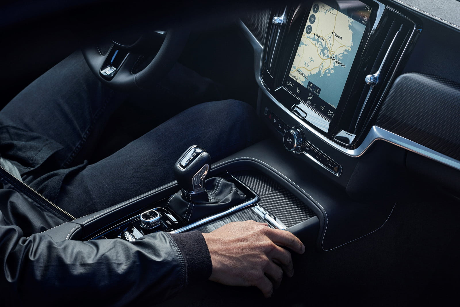 interior volvo s90 r design