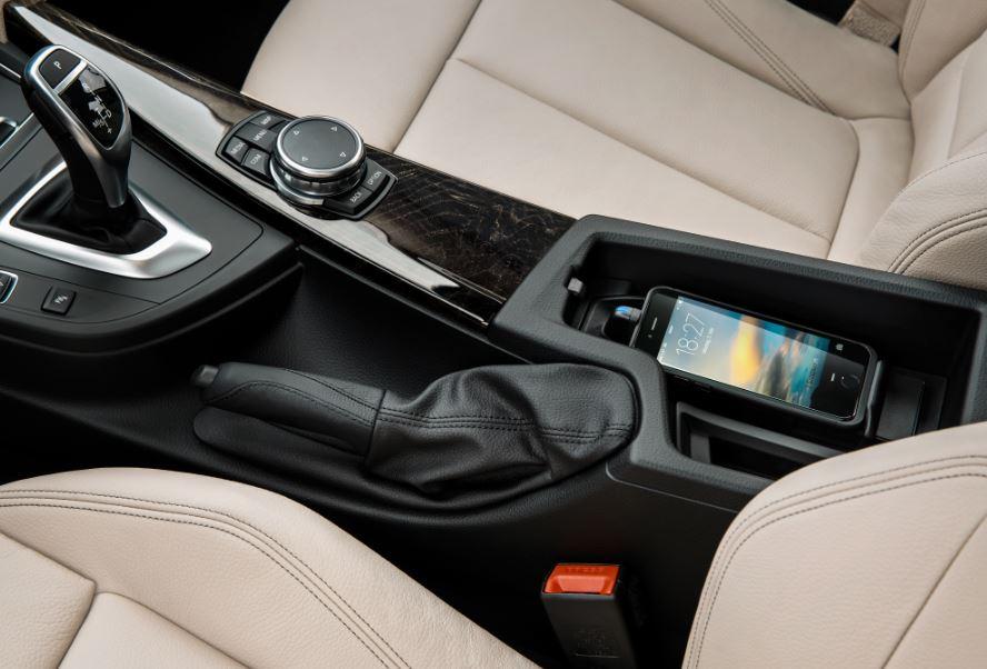 bmw serie 3 gt detalle interior