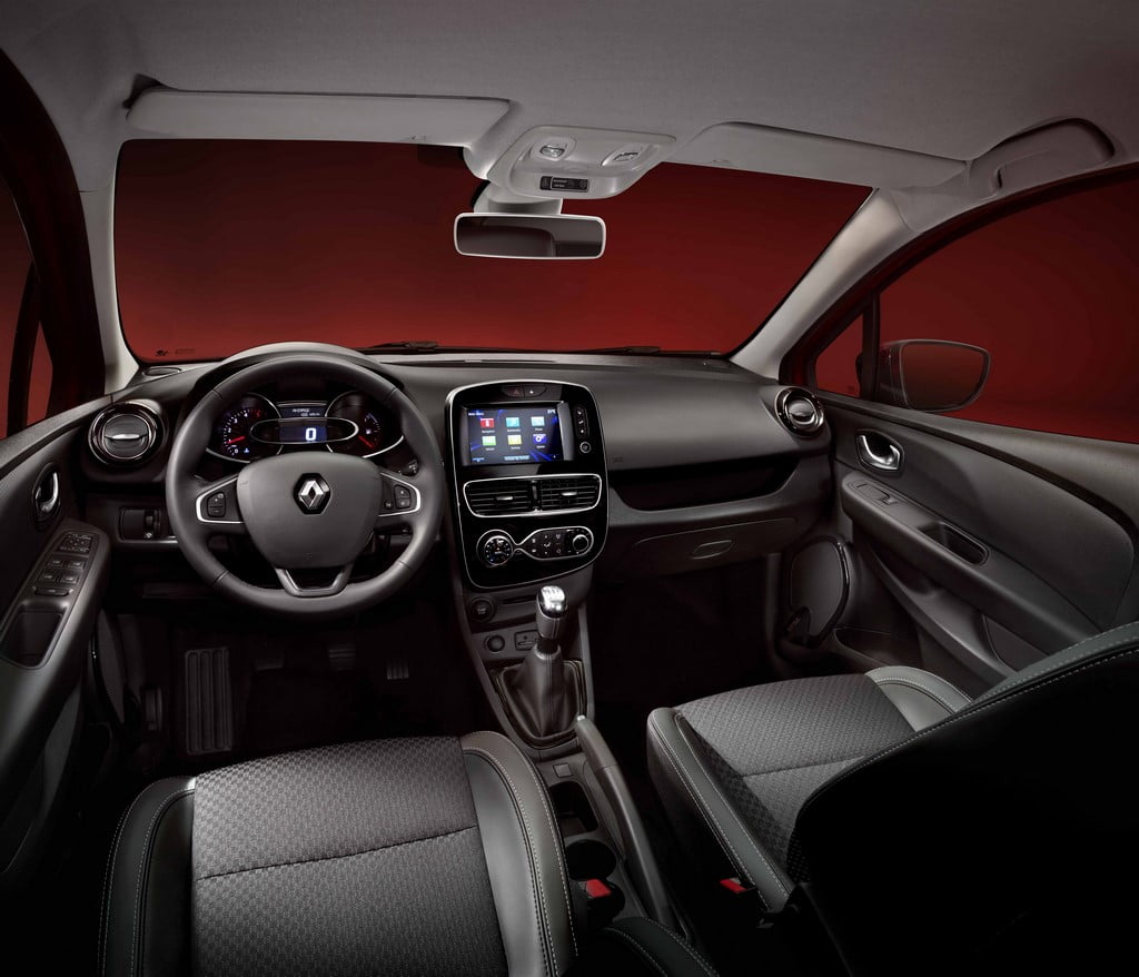 restyling renault clio 2016