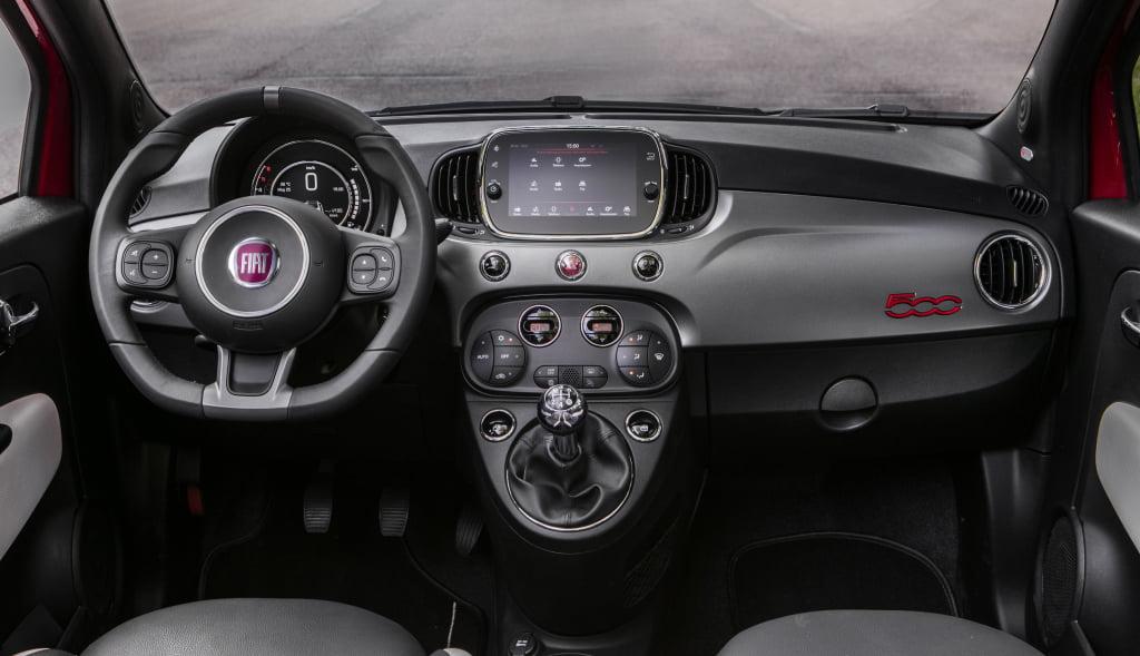 El Nuevo Fiat 500s Ya Tiene Precio En Espa 241 A