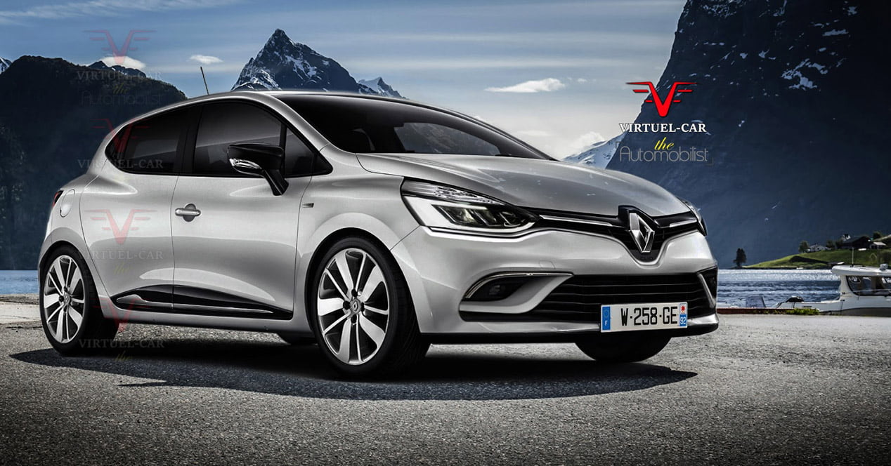 renault clio 2017 restyling