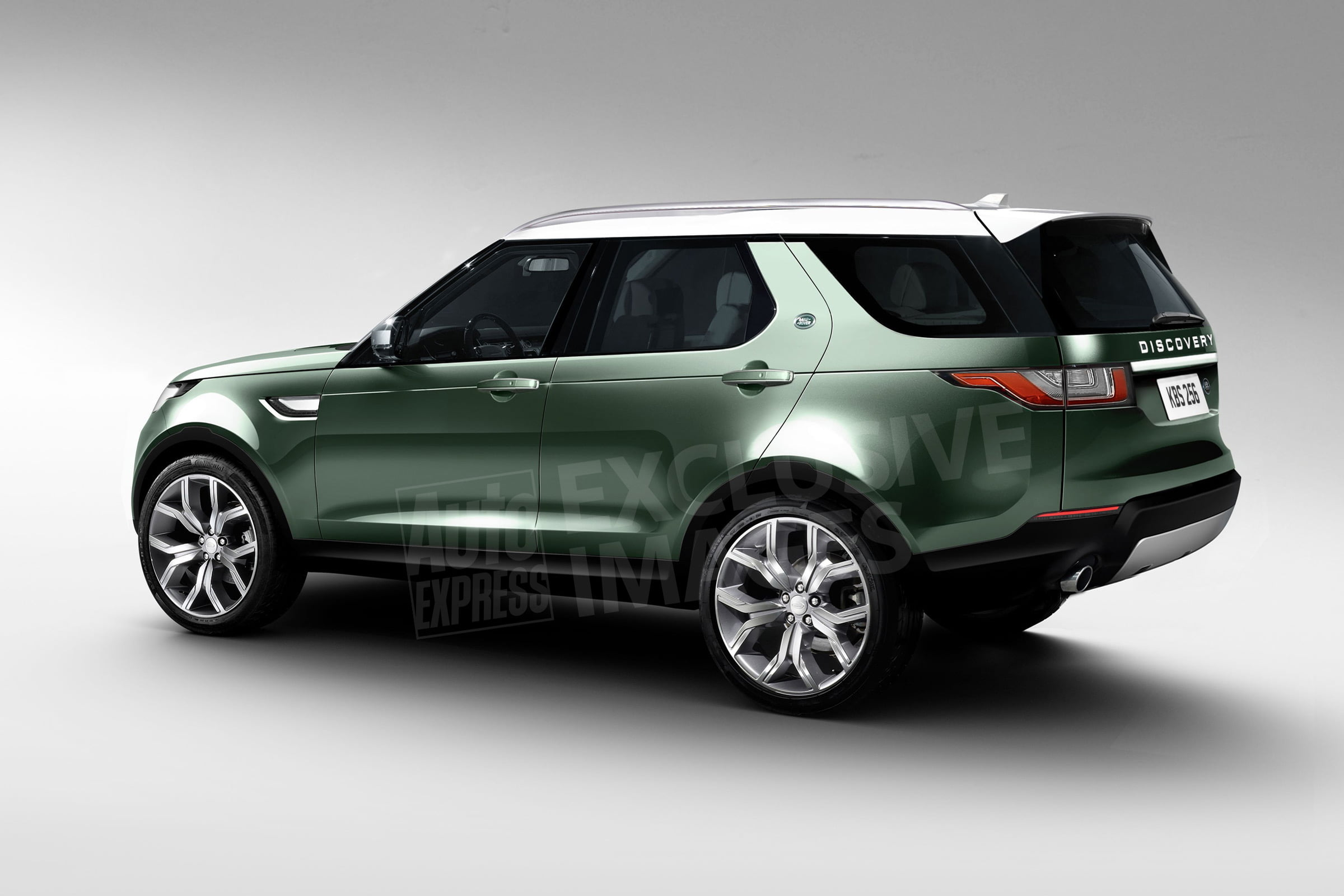land rover discovery 2017 trasera