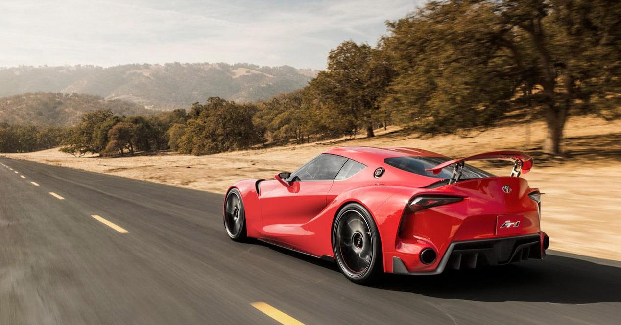 Toyota Ft1 Price >> El Toyota Supra montaría un V6 biturbo de Lexus