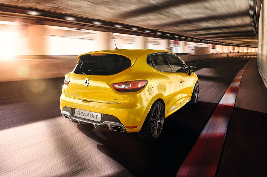 renault clio rs 2016