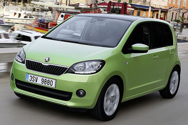 frontal skoda citigo 2017