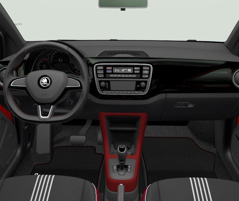 interior skoda citigo 2017 restyling (4)