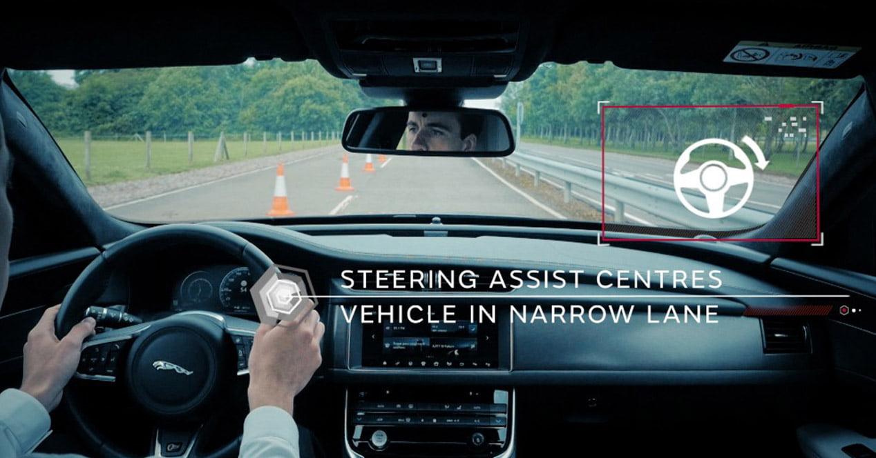 conduccion autonoma land rover