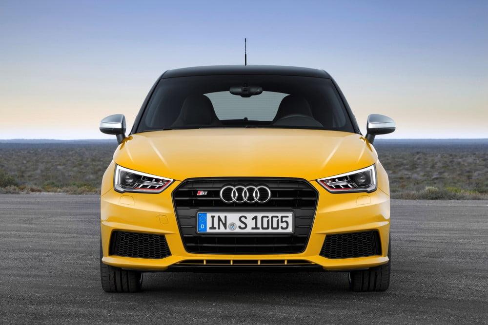 Audi S1 2015