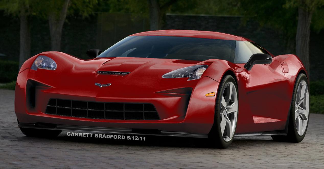 El Chevrolet Corvette de motor central llegará en 2019