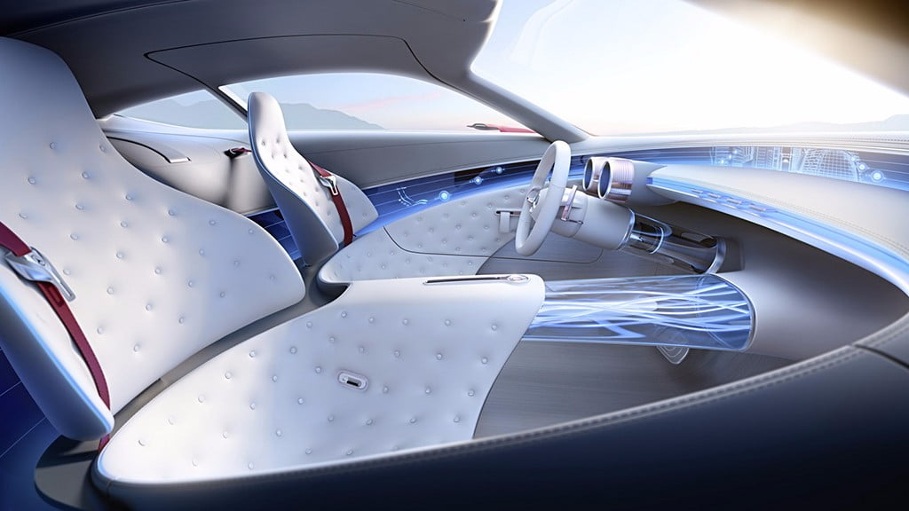interior vision mercedes maybach 6