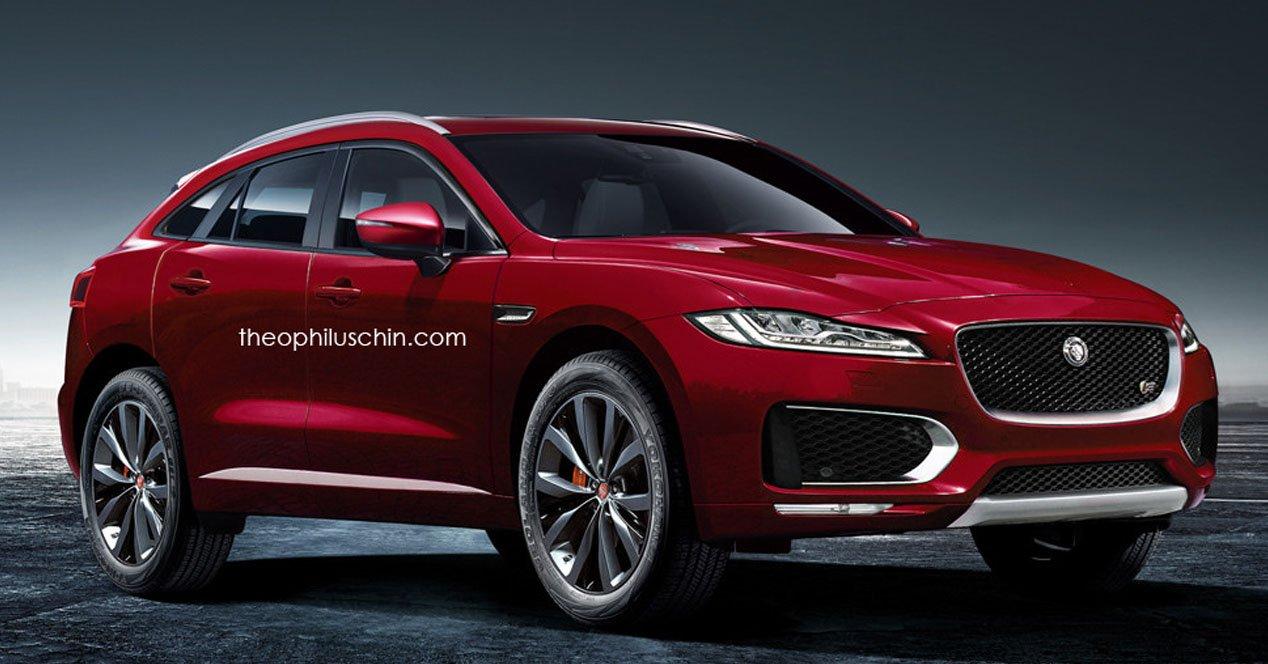 jaguar c pace