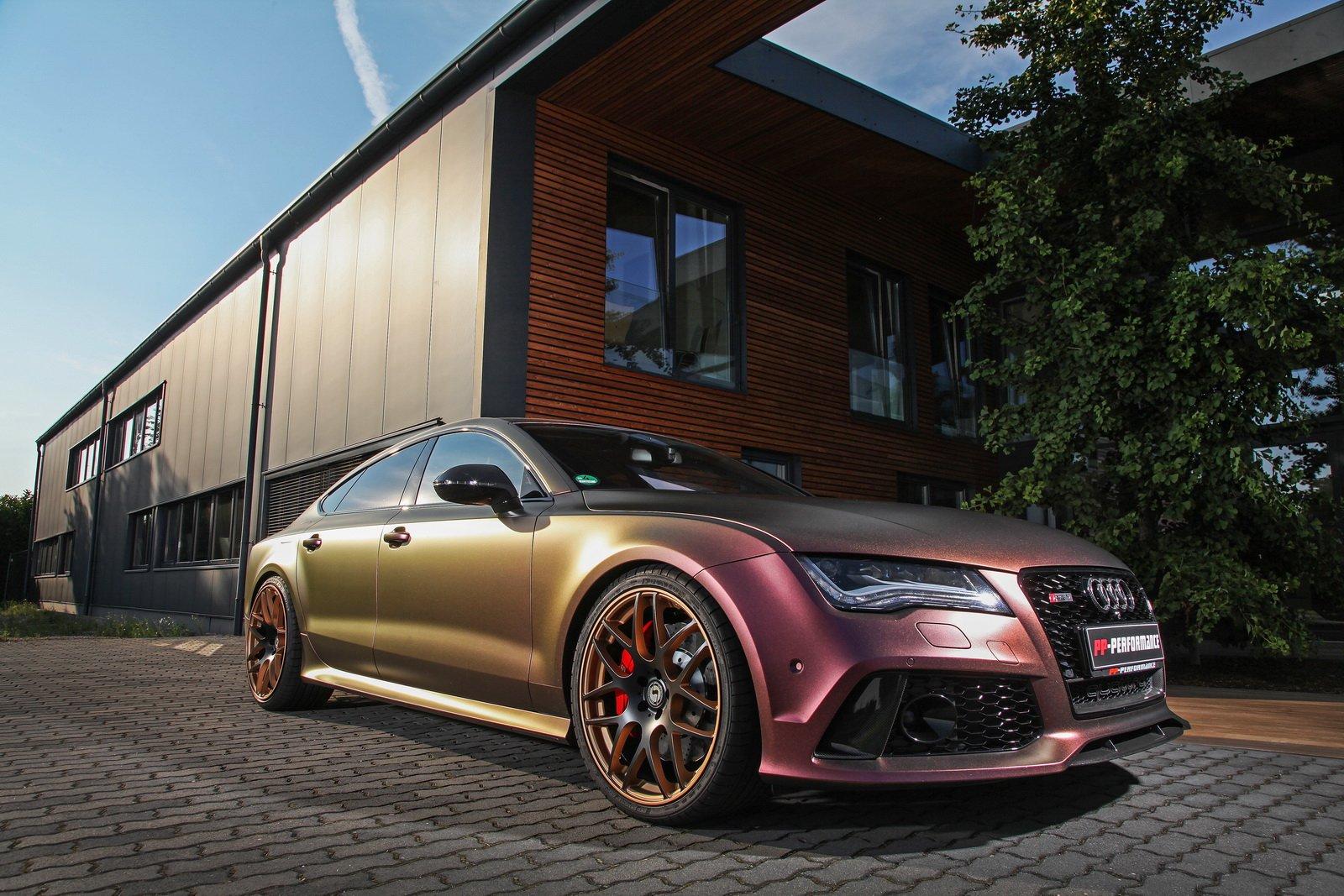 Audi RS7 PP Performance