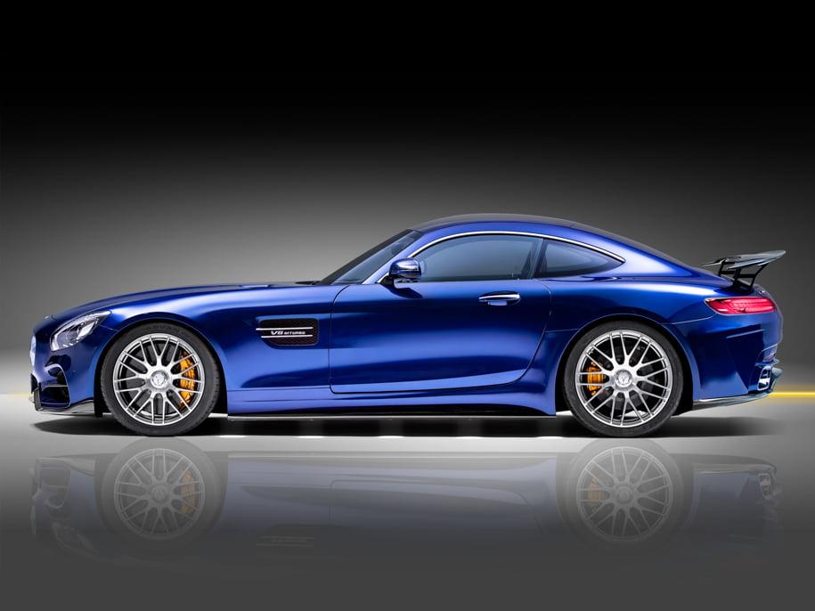 Mercedes-AMG GT S Piecha Design