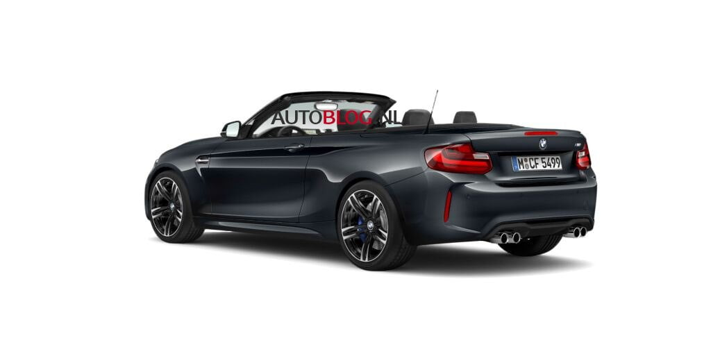 el bmw m2 cabrio llegar pr ximamente. Black Bedroom Furniture Sets. Home Design Ideas