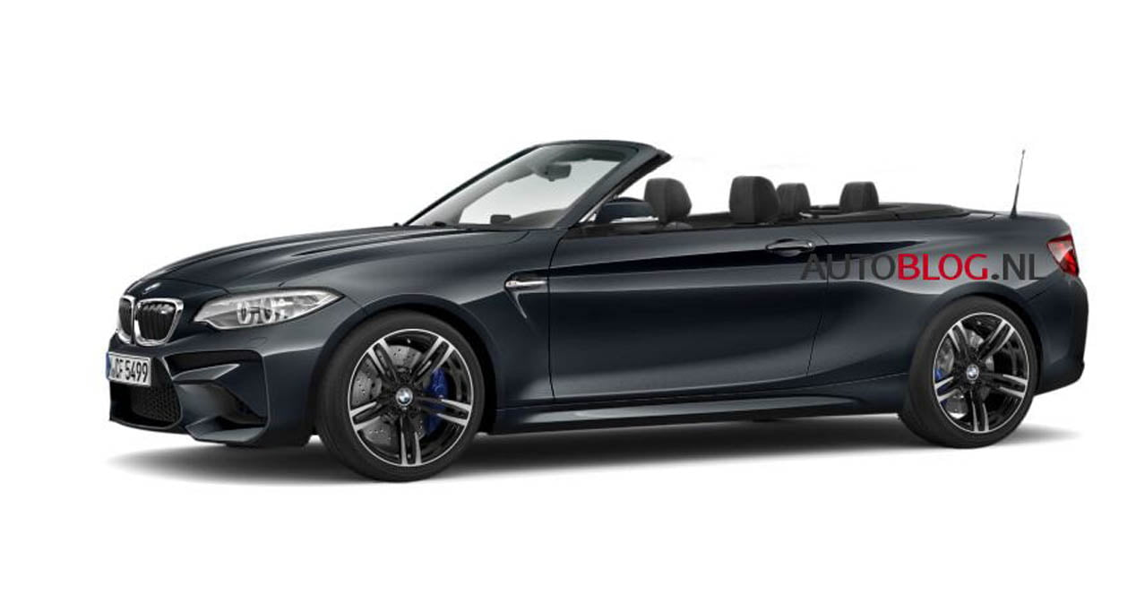 bmw m2 cabrio version descapotable