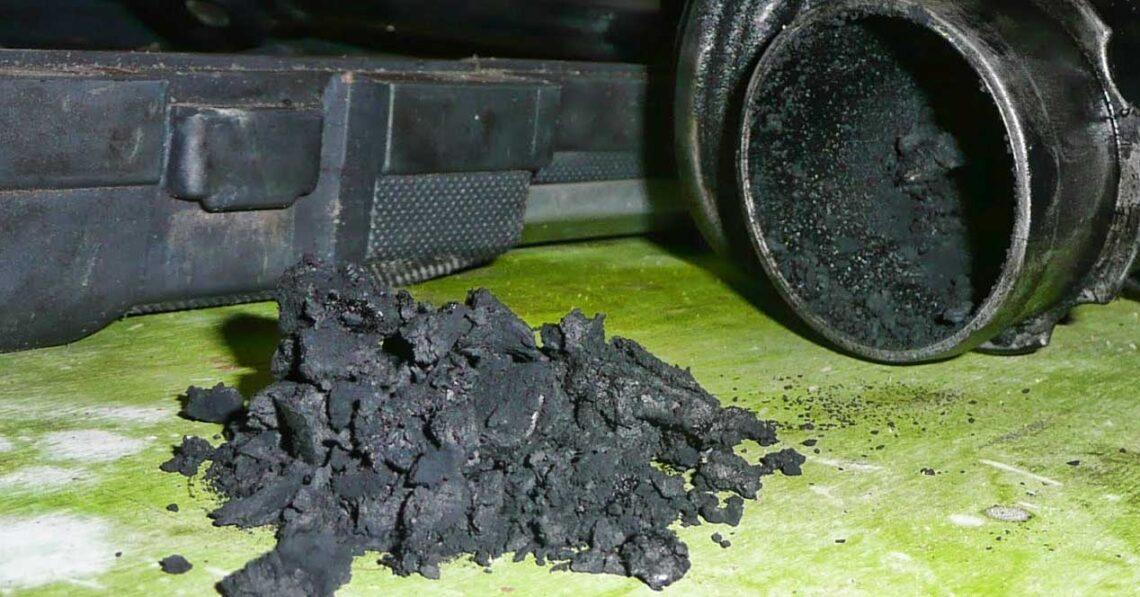 carbonilla en la valvula egr