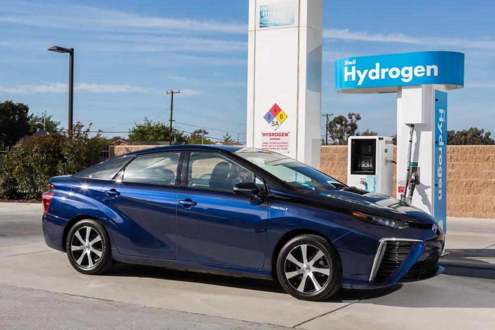 estacion de hidrogeno para pila de combustible