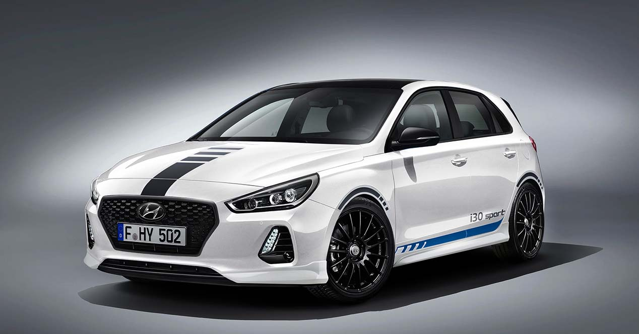 191 Ser 225 As 237 El Hyundai I30 N