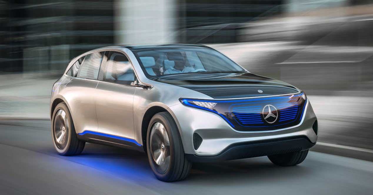 mercedes eq generation