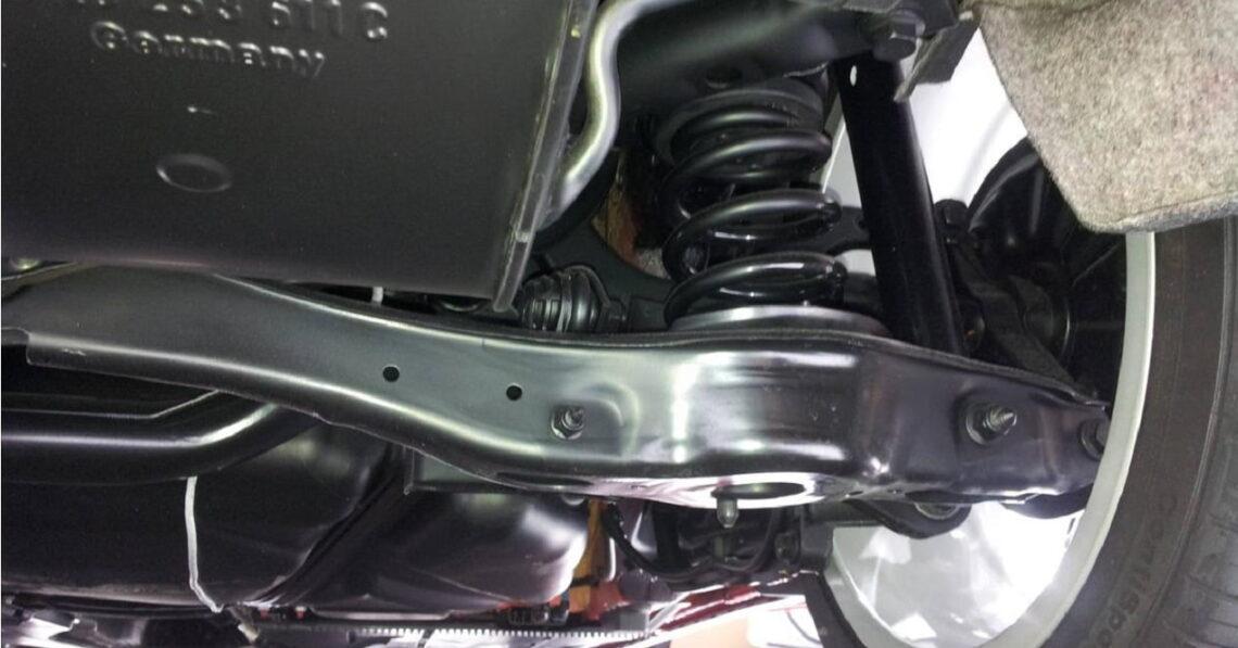 suspension multibrazo