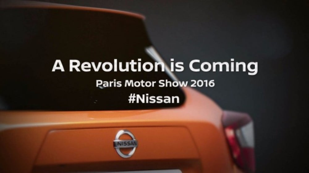 nissan micra 2017 teaser