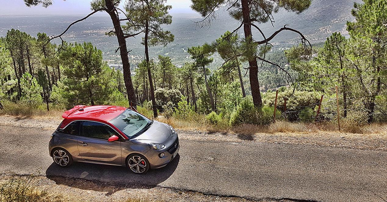 Opel Adam S 150 CV