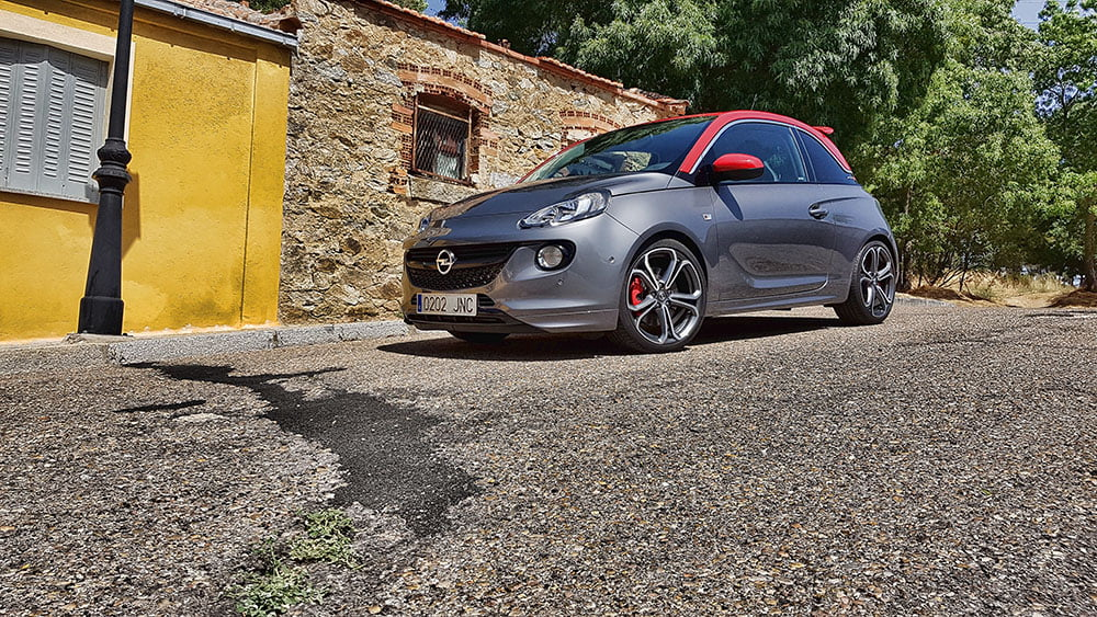 opel adam s lateral