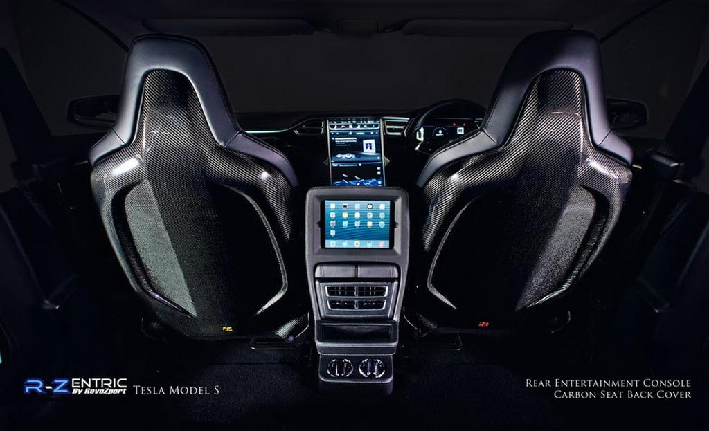 tesla model s p100d interior revozport