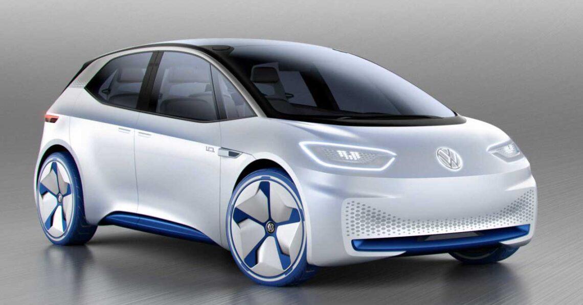 volkswagen id prototipo electrico