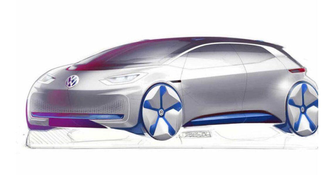 volkswagen coche electrico prototipo