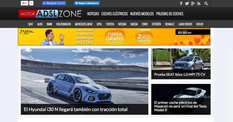 adslzone motor blog de coches