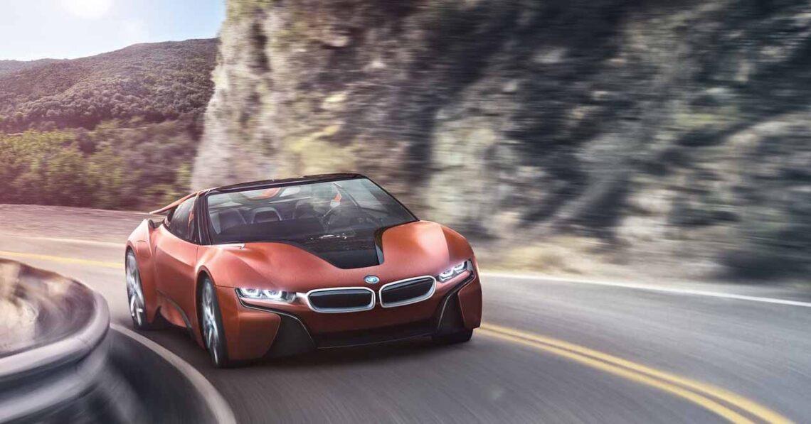 bmw i8 roadster concept