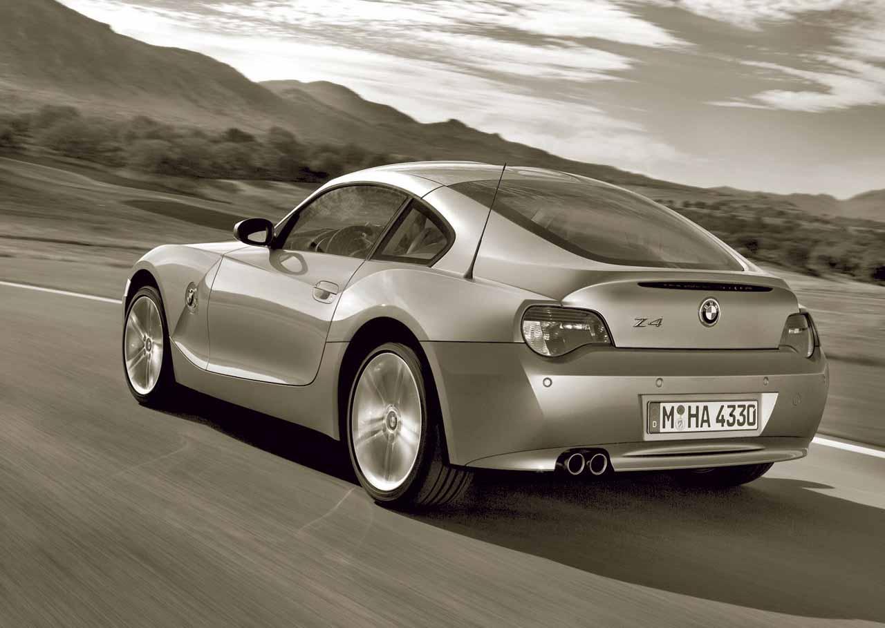 bmw z4 coupe 2006