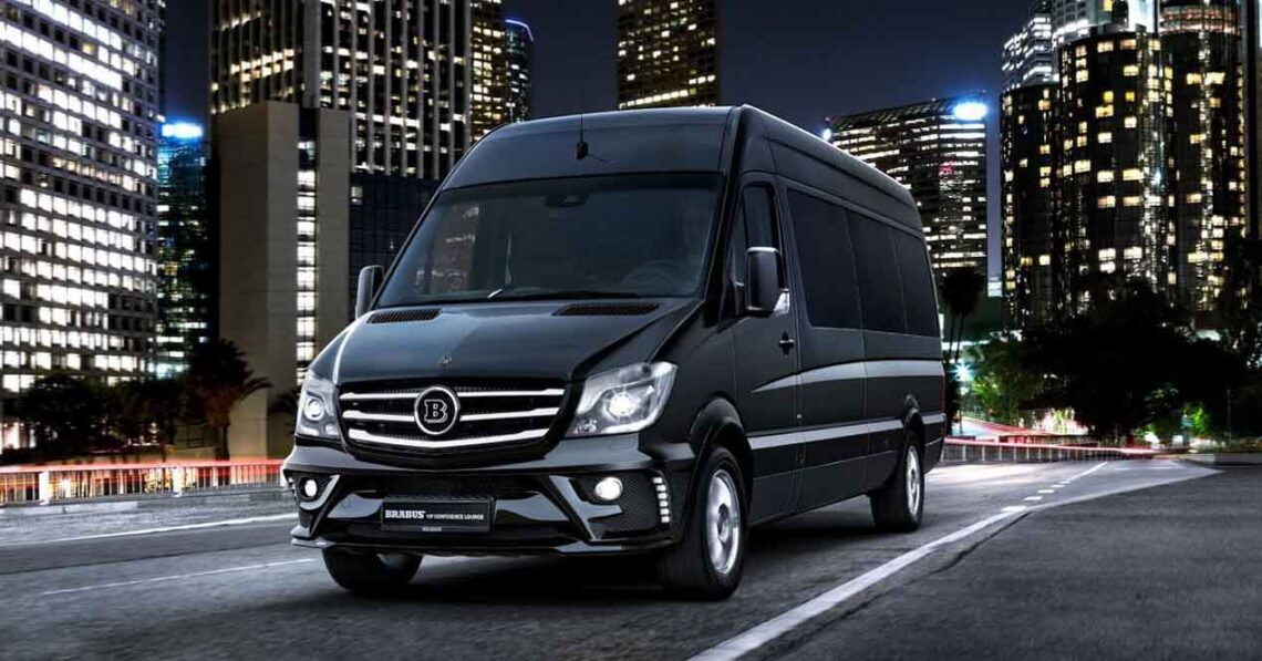 brabus sprinter conference lounge