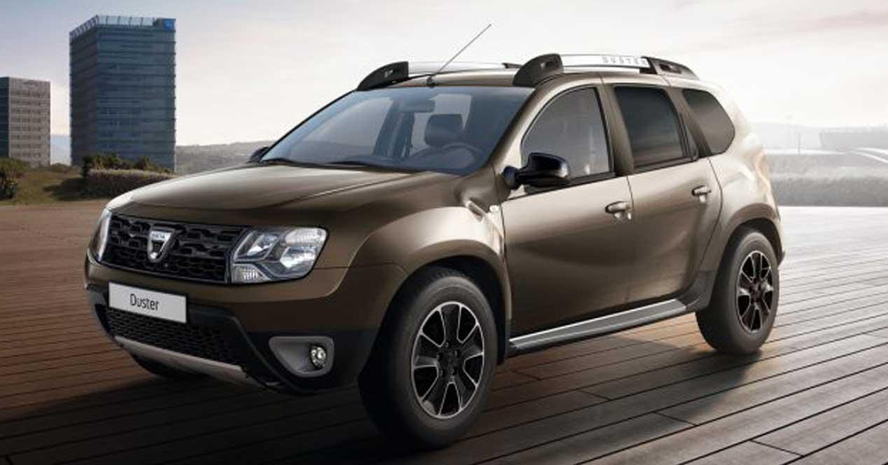 Dacia duster blackshadow m s completo y personalizable y for Dacia duster black shadow interni