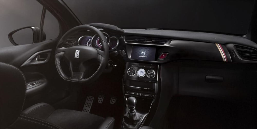 interior ds 3 performance line