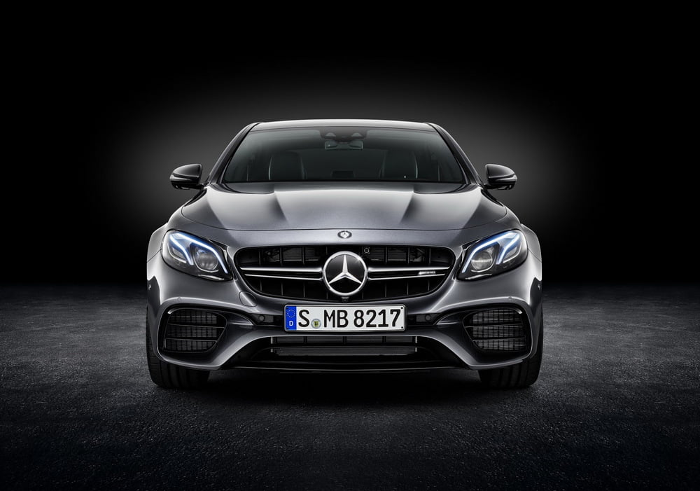 Mercedes-AMG E 63 2017 frontal