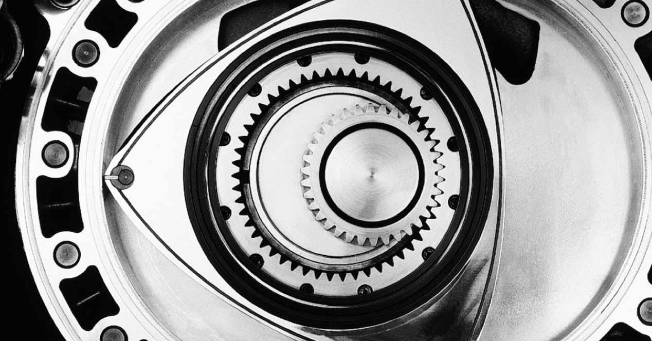 motor rotativo o wankel