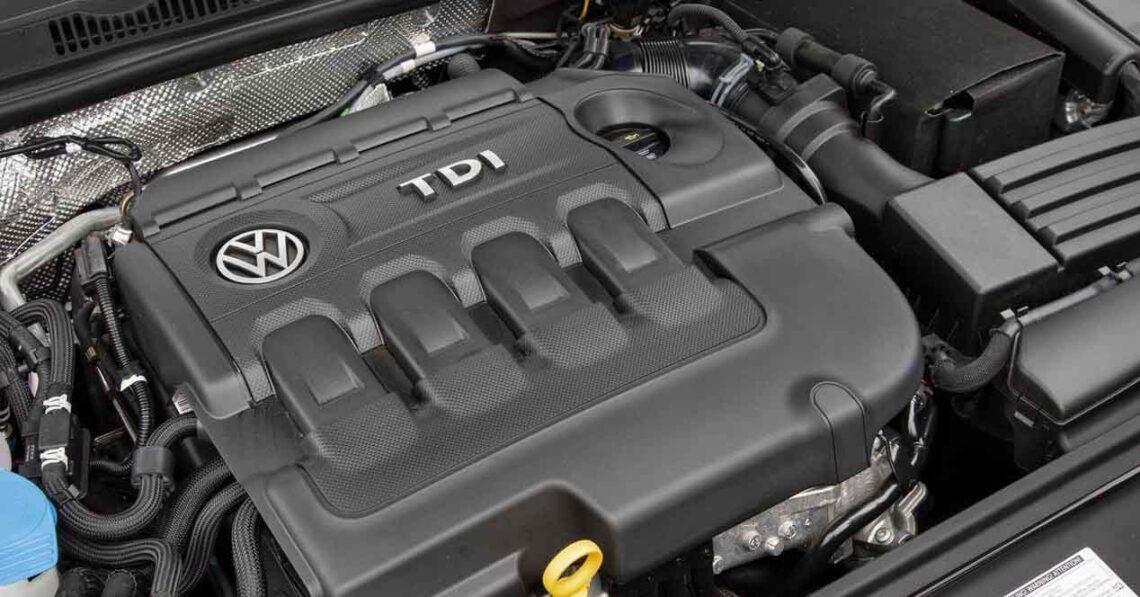 volkswagen tdi 1.6 motor