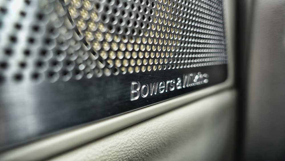 altavoces bowers & wilkins volvo s90