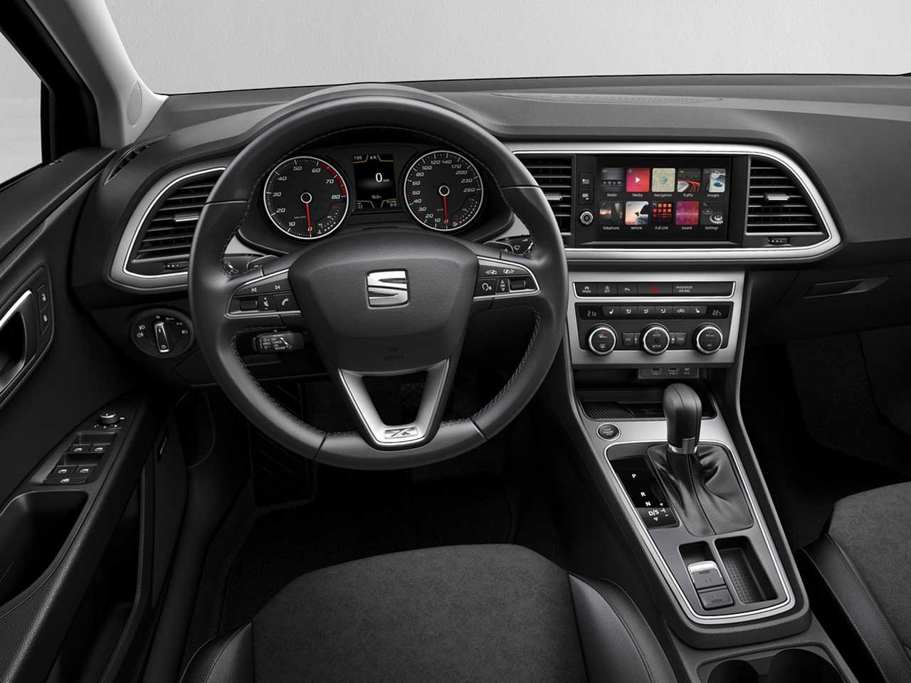 Interior seat leon 2017 testcoches for Seat leon interior