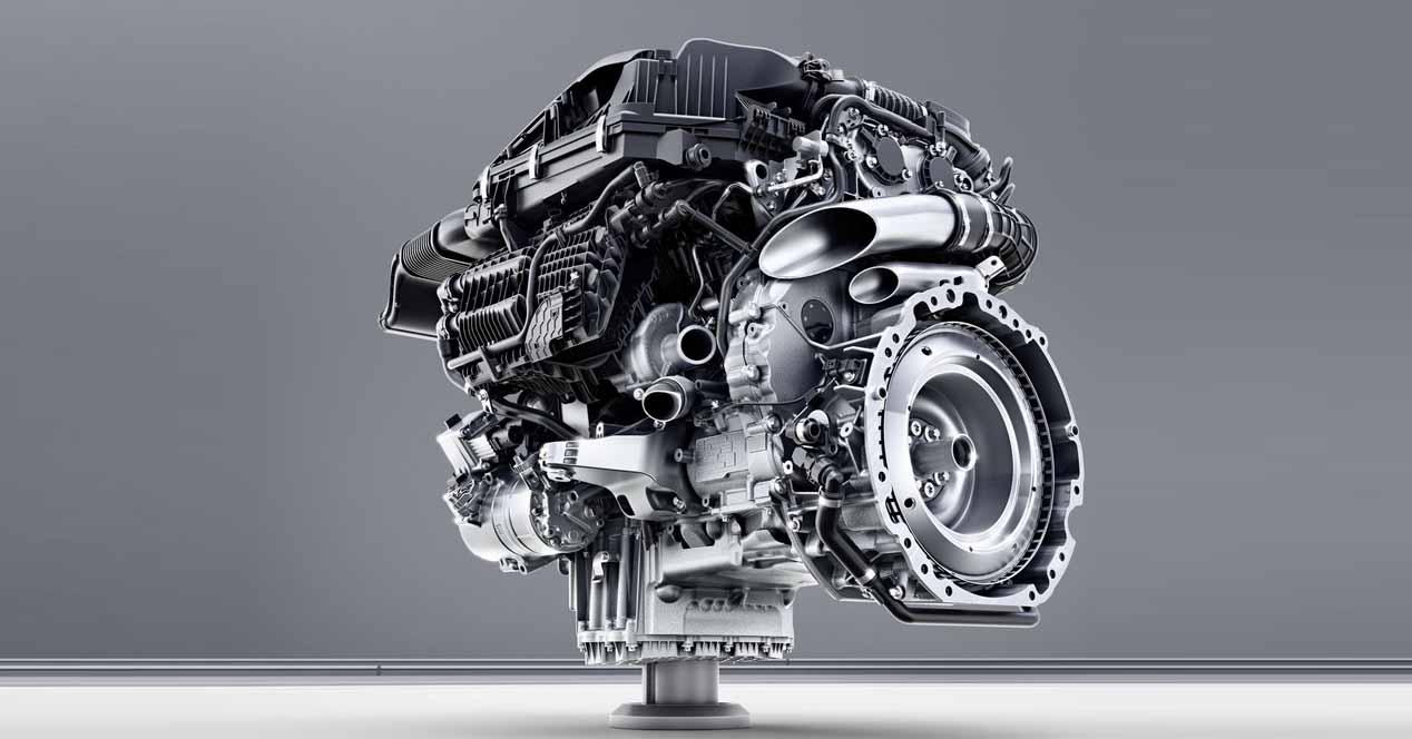 nuevos motores mercedes 2017