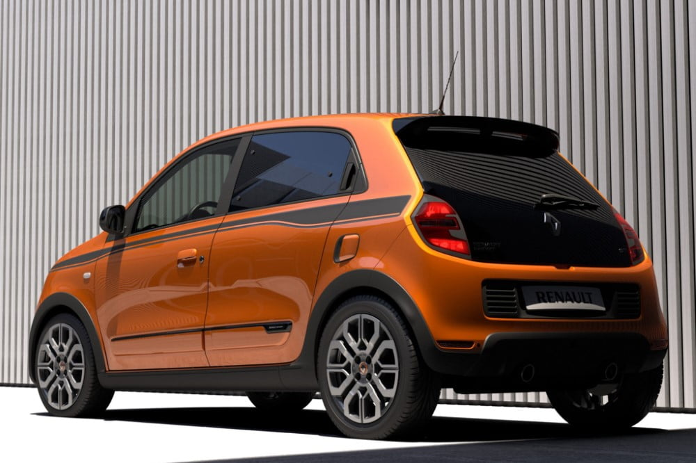 renault twingo gt 2017 4 testcoches. Black Bedroom Furniture Sets. Home Design Ideas