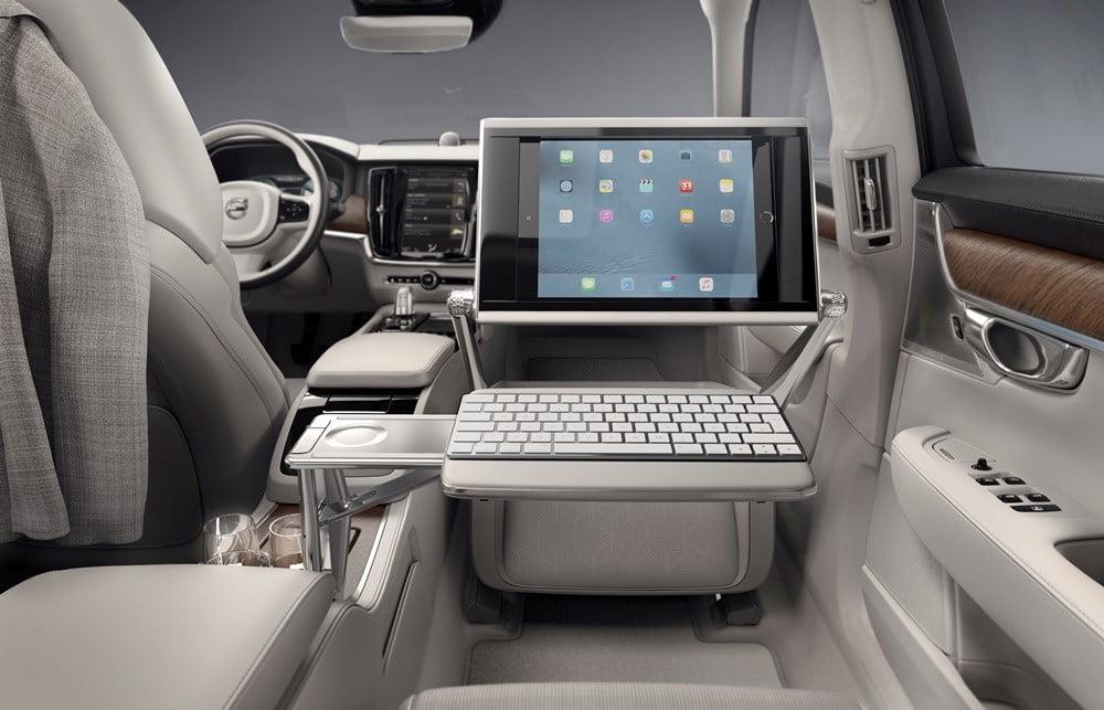 interior del volvo s90 excellence