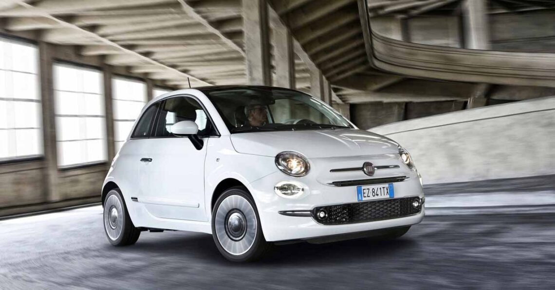 fiat 500 restyling 2016